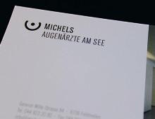 Michels Augenärzte – Logo