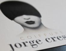 Jorge Crespo – Logo + Einladung